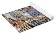 The City Of Guanajuato Yoga Mat