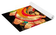 The Flying Apsaras Yoga Mat