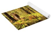 The Hall Of Mosses Yoga Mat