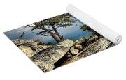 The Mountain Lookout Yoga Mat