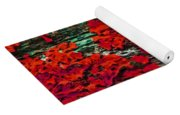 The Red Clouds Yoga Mat