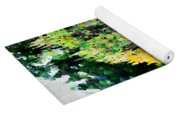 The Speckled Trees Yoga Mat