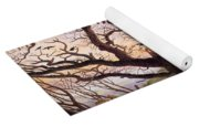 The Tree Of Crows Yoga Mat