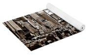 Times Square New York S Yoga Mat