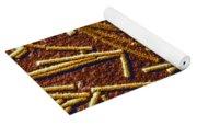 Tobacco Mosaic Virus Yoga Mat