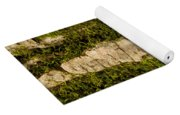 Tree Bark Mossy 4 C Yoga Mat