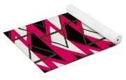 Triangles Yoga Mat