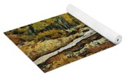 Turrett - Homage Vangogh Yoga Mat