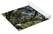 Under The Oak Canopy Yoga Mat
