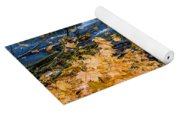 Union Creek In Autumn Yoga Mat