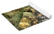 Upper Cascade Hidden Falls Yoga Mat