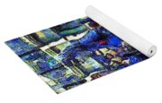 Van Gogh Is Captivated By A San Francisco Street Performer . 7d7246 Yoga Mat