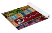 Van Horne Bagel And Yangtze Restaurant Sketch Yoga Mat