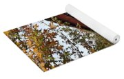 Vermont Covered Bridge Yoga Mat