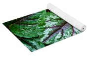 Vibrant Ground Cover  Yoga Mat