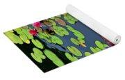 Water Lilies I Yoga Mat