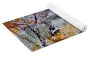 Watercolor 219003 Yoga Mat