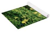 Weeds Yoga Mat