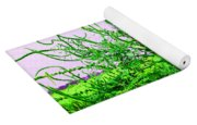 Weird Weeds Yoga Mat