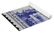 West Point Postage Stamp Yoga Mat