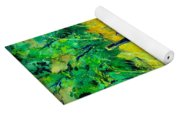 Wild Flowers 451190 Yoga Mat