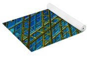Windows And Reflections No.1058 Yoga Mat
