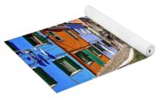 0045 Burano Colors 2 Yoga Mat