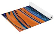 Agave Abstract Yoga Mat