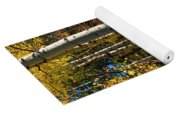 All That Is Gold Yoga Mat