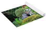Autumn Waterfall - Digital Art 5x3 Yoga Mat