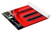Firebird Tail Light Yoga Mat