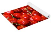 Cherry Yoga Mat