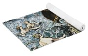 Christopher Columbus Yoga Mat