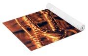 Copper Wirework Yoga Mat