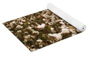 Cotton Field Yoga Mat