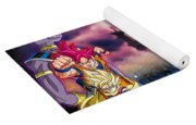Dragon Ball Super Yoga Mat