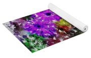 Dream Garden II Yoga Mat