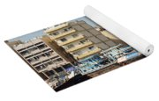 Dubai Creek And Abra Boats Yoga Mat