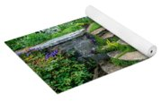 English Garden Yoga Mat