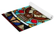 Father And Son Yoga Mat