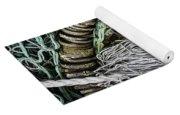 Fish Netting Husavik Iceland 3755 Yoga Mat
