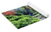 Japanese Garden 3 Yoga Mat