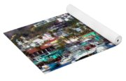 Love Of The Game Yoga Mat