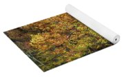 Mill In The Fall Yoga Mat