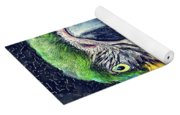 Parrot Art  Yoga Mat
