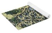 Seaweed Pattern Yoga Mat