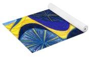 Solar Rays Yoga Mat