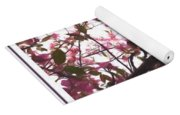 Spring Time Series Painting Yoga Mat