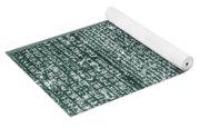 The Rosetta Stone Yoga Mat