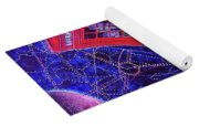 Time Traveler Yoga Mat